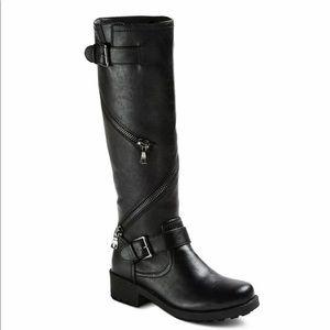 Women's zipper Briar riding boots
